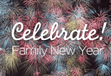 Celebrate Family New Year