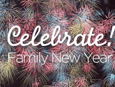 Celebrate Family New Year
