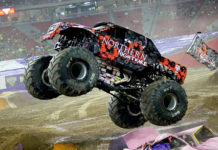 Northern Nightmare at Monster Jam