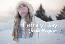 Family Day Events in York Region