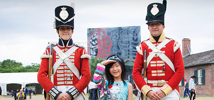 Victoria Day at Fort York