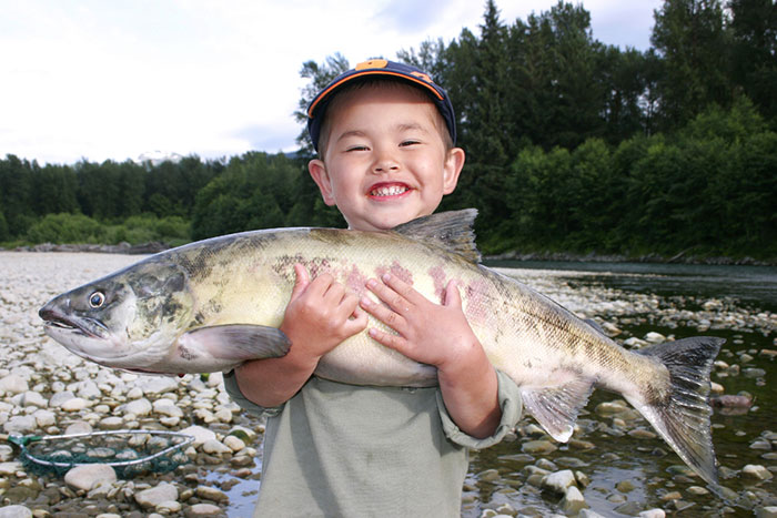 Ontario family fishing events child 39 s life for Fishing without a license california