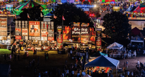 Toronto Ribfest Fireworks Child S Life Kids Event Guide York