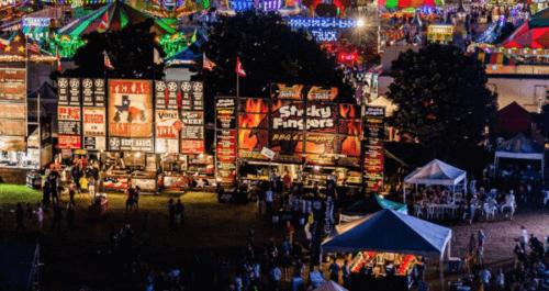 Toronto Ribfest & Fireworks