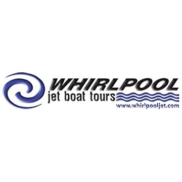 Whirlpool Jet BoatTours