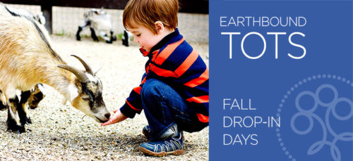Earthbound Tots Drop-in Days