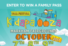 kidapalooza fall contest