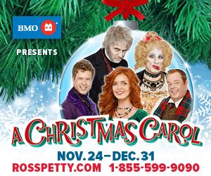 Ross Petty Christmas Carol Big Box