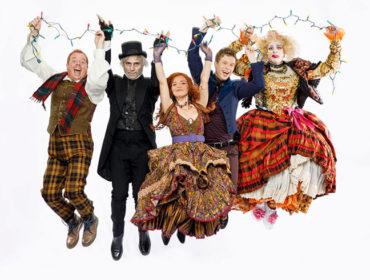 Ross Petty A Christmas Carol Cast Image