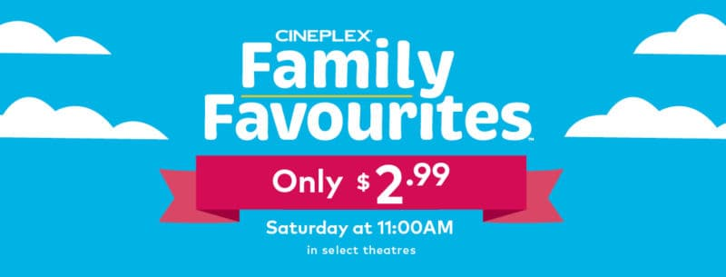 Cineplex Family Favourites: Aquaman