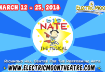 Big Nate enter to win a family 4-pack