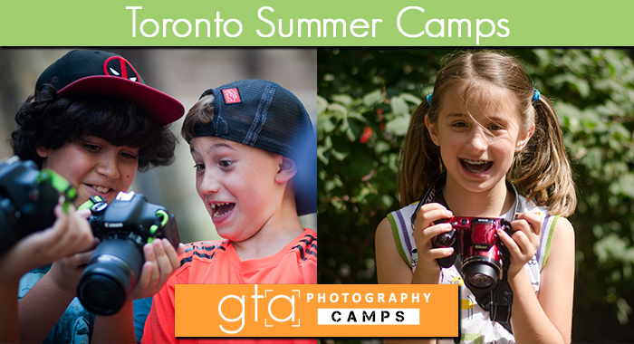 Photography & Video Summer Camps
