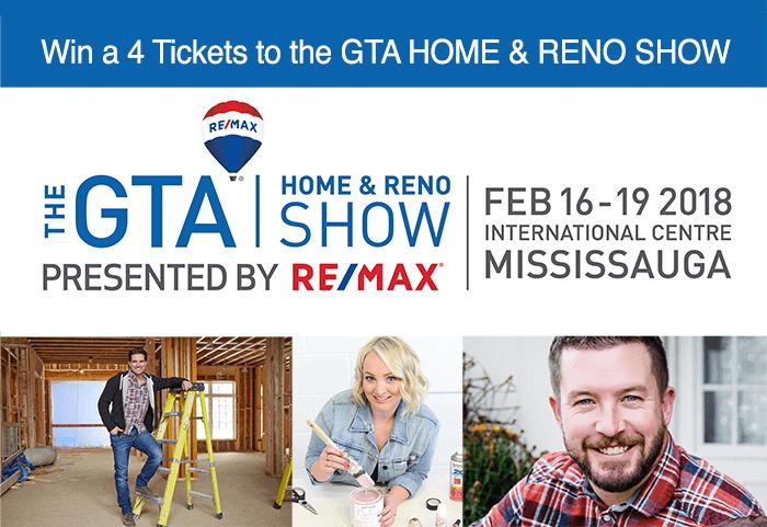 The Gta Home Reno Show