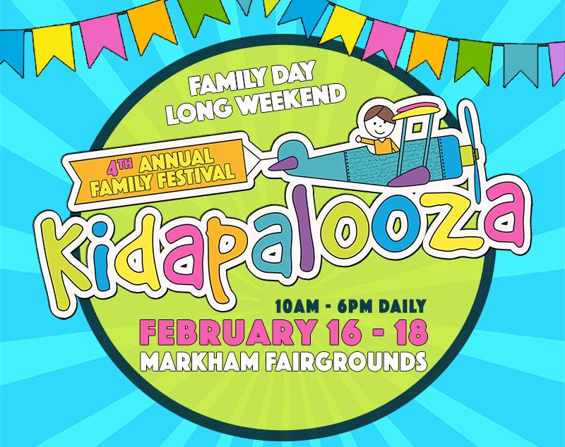 Kidapalooza Family Festival