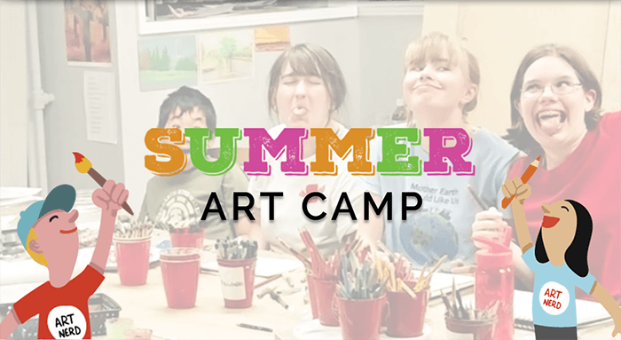 Winged Canvas Summer Art Camps