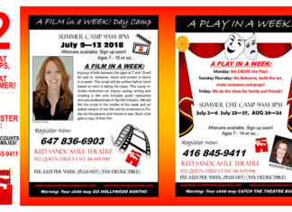 Red Castle Theatre Summer Camps
