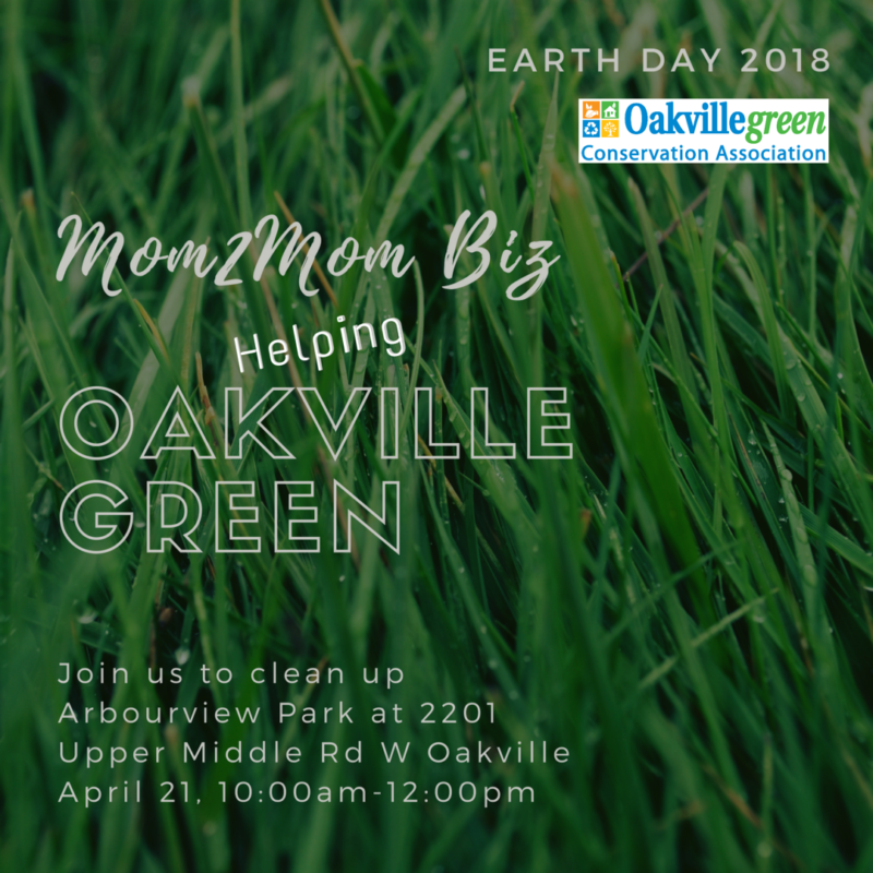Mom2Mom Biz - Earth Day Park Clean Up Event