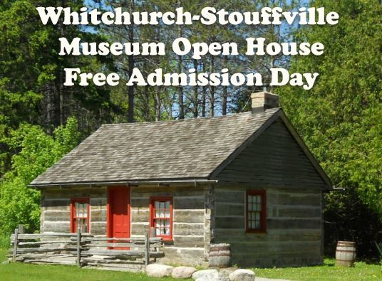 Museum Open House – FREE admission