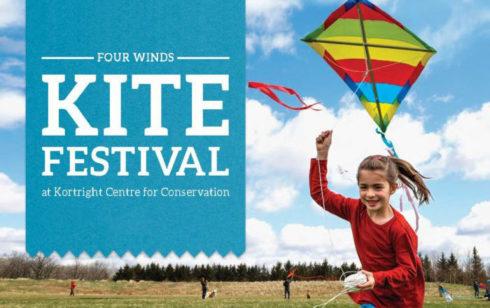 Kite Festival at Kortright Centre