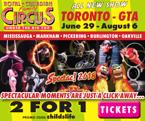 Royal Canadian Circus 2018 GTA