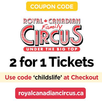 Canadian Circus 2 for 1