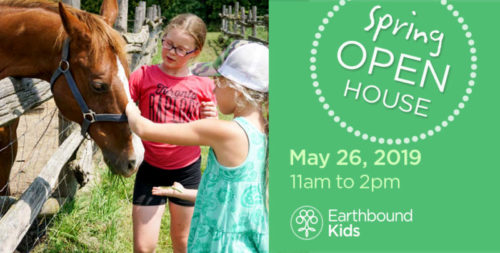 Earthbound Kids Open House 2019