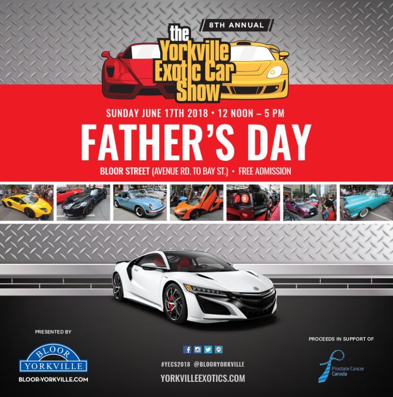 Yorkville Exotic Car Show Childs Life Kids Event Guide York - Bay area car shows this weekend