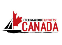 Collingwood Festival for Canada