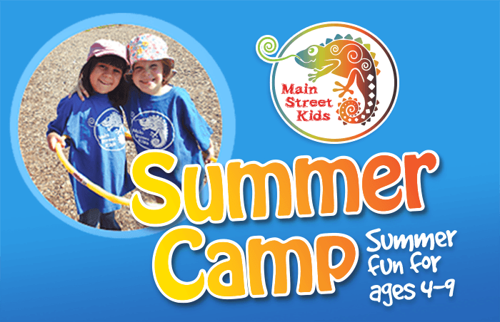 Main Street Kids Summer Camps