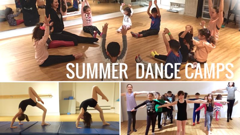 Summer Acro Camp – Twist & Tumble