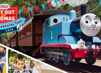 Thomas Big Adventures Tour