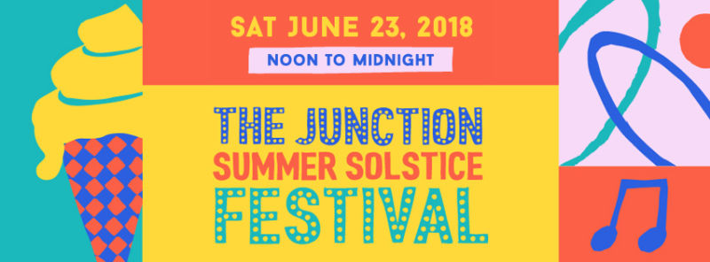 The Junction Summer Solstice Festival