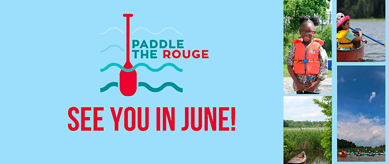 Paddle the Rouge