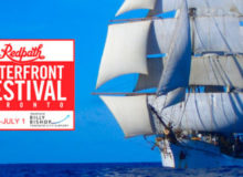 Redpath Waterfront Festival Tall Ships