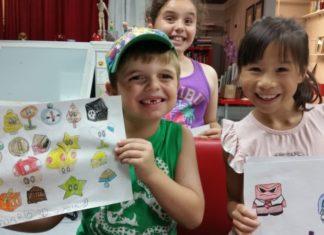 Summer Intensives Camp: Illustration Week at Winged Canvas Art Hub