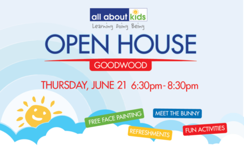 Goodwood Childcare Open House