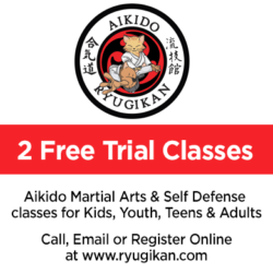 Aikido 2 free trial classes