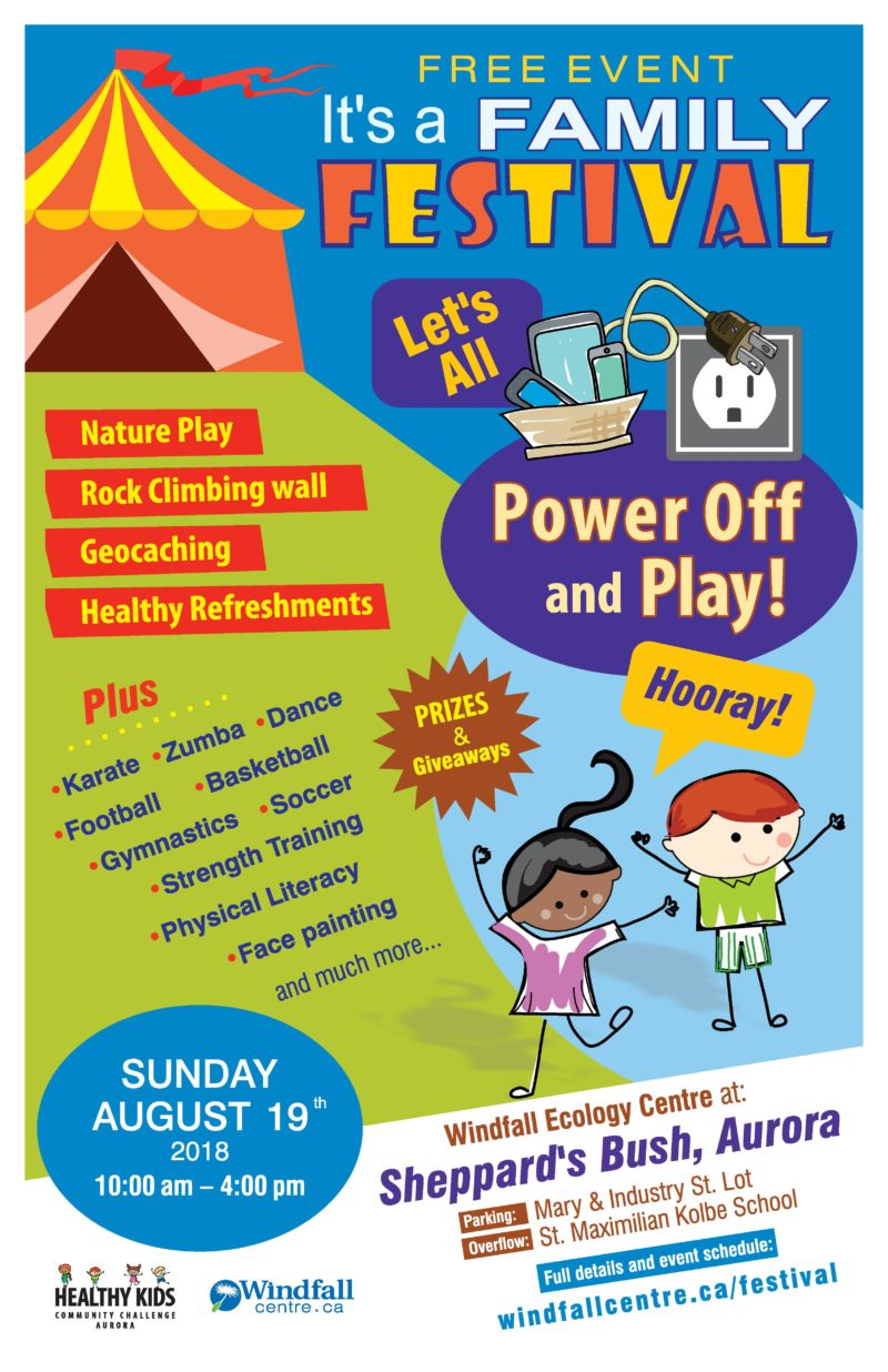 Power Off and Play Festival