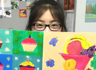 Discover Painting Summer Camp