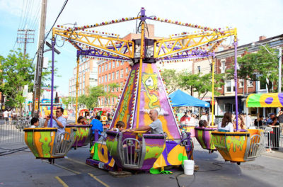 August Festivals