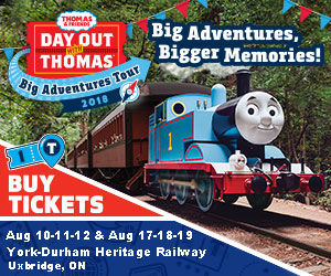 Day Out with Thomas the Train Event