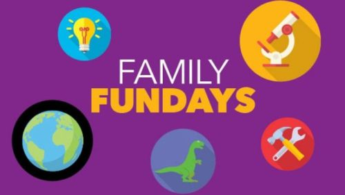 ROM Family Fundays