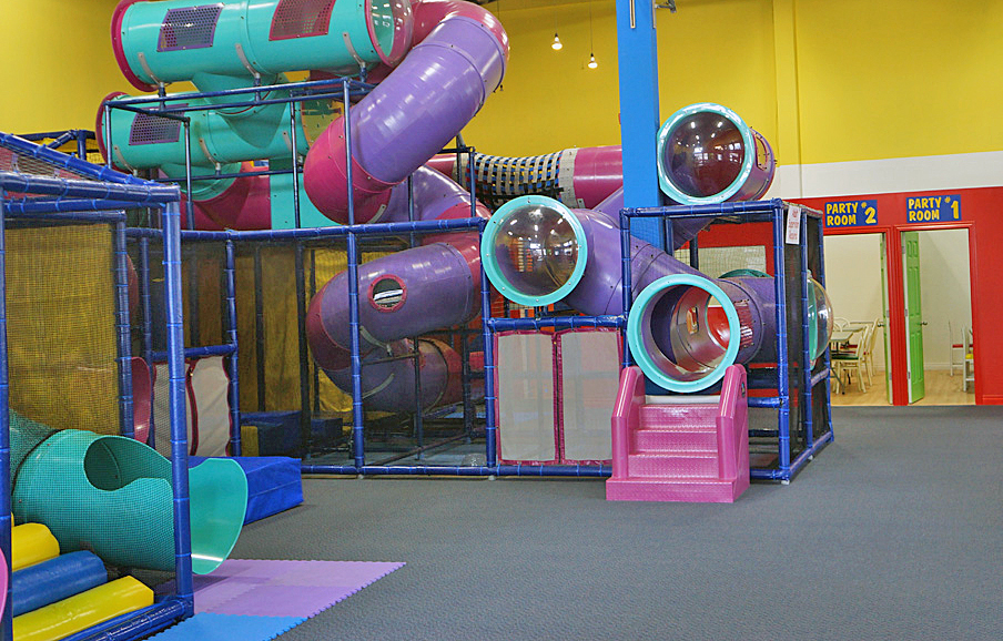 indoor playground busy buddies