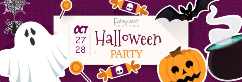 Fairyland Theatre Halloween Party