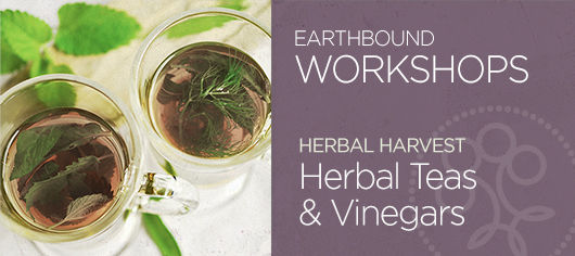Earthbound Herbal Harvest Workshop