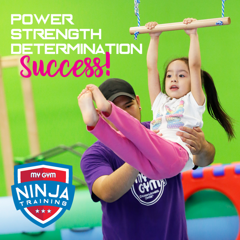 Free Ninja Training Class (7-10 years old)