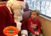 Win tickets for the santa train