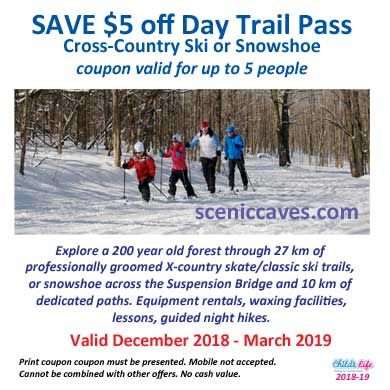 Scenic Caves Coupon