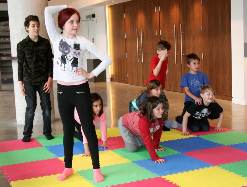 Spring Classes at Crow's Kids!