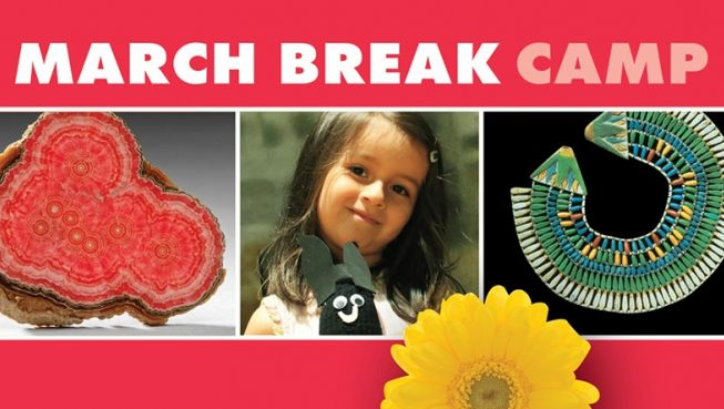 ROM March Break Camp